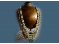 Ожерелье бисерное