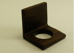 Кольцо из эбенового дерева