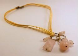 Ожерелье с опалом